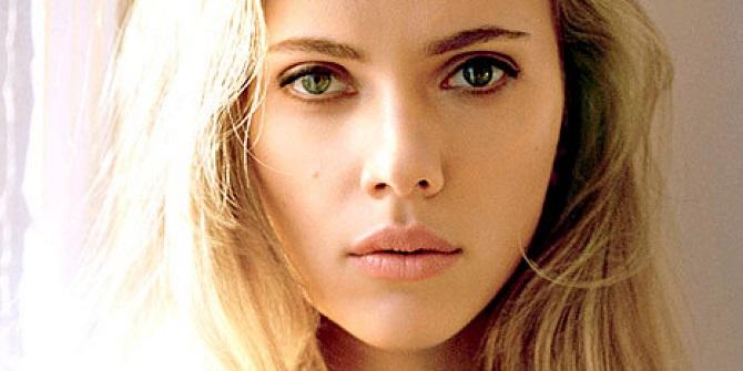 Falling Down - Scarlett Johansson