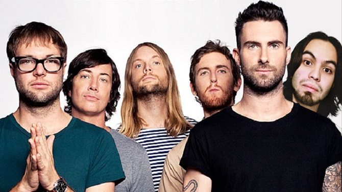 If I Never See Your Face Again - Maroon 5 & Cross