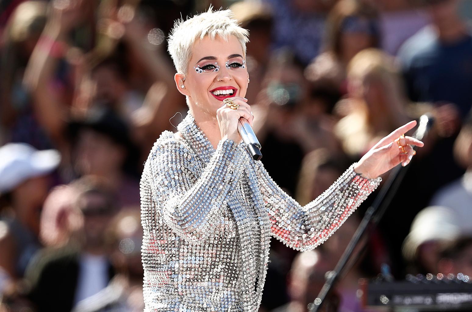 Legendary Lovers - Katy Perry