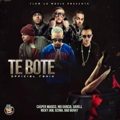 Te Bote - Casper, Nio Garcia, Darell, Nicky Jam, Ozuna & Bad Bunny