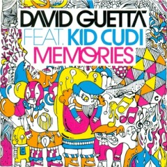 Memories - David Guetta feat. Kid Cudi