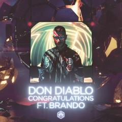 Congratulations - Don Diablo feat. Brando