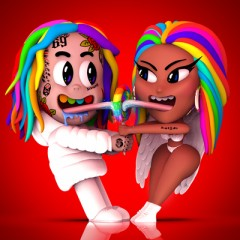 Trollz - 6ix9ine feat. Nicki Minaj